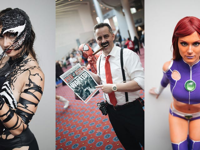 The Best Cosplay From Rose City Comic Con 2018