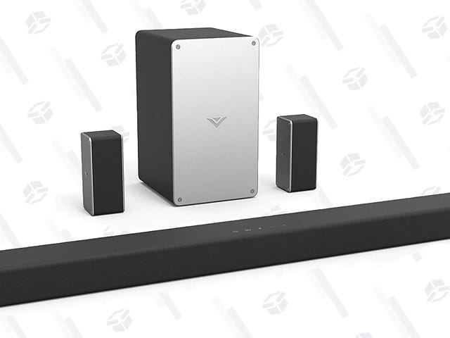 Everything You Need For Surround Sound Is Just $200