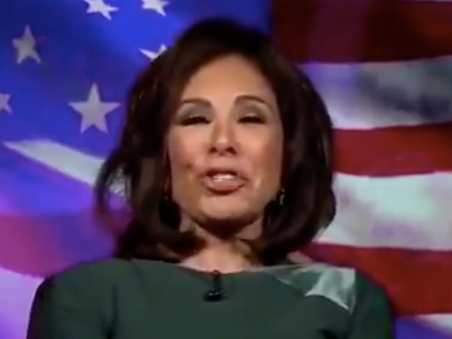 So Was Jeanine Pirro Wasted Last Night Or What?
