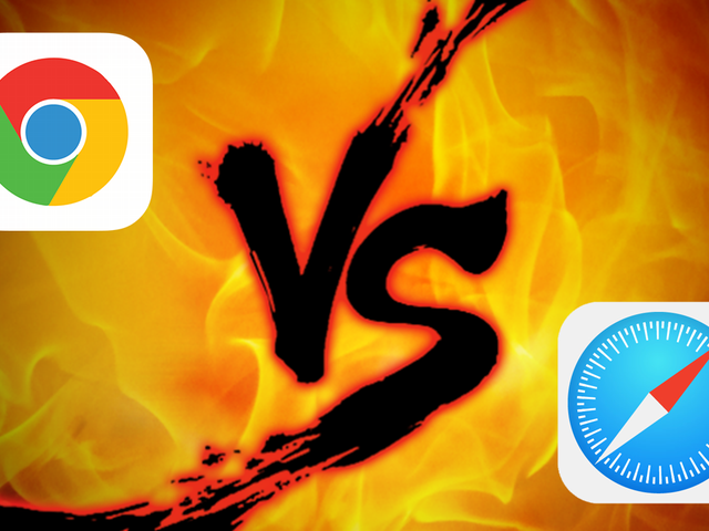 iPhone Browser Showdown: Chrome vs. Safari