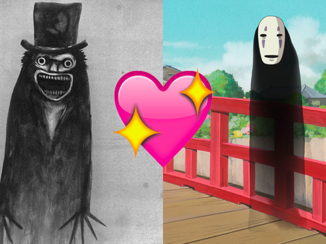 In This Time of Fear and Confusion, the Babadook and No-Face Must Kiss