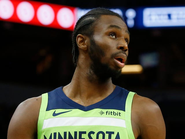 So, Andrew Wiggins Is Doing Great