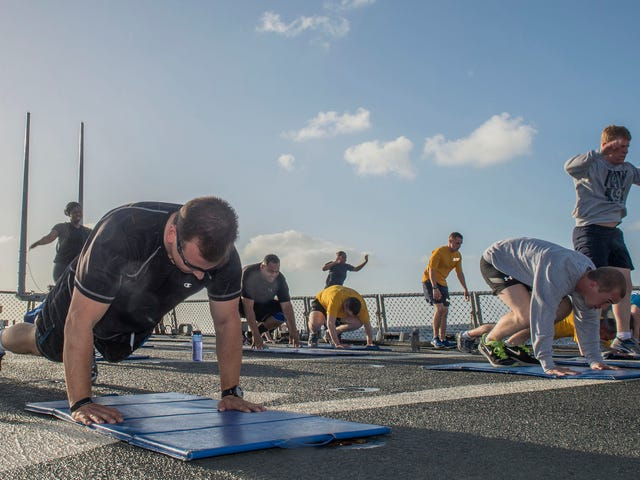 This June, We're Going to Do Burpees and We're Going to Like It