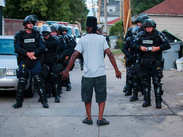 As Summer Ends, Tensions Remain High Between Black Community and Police