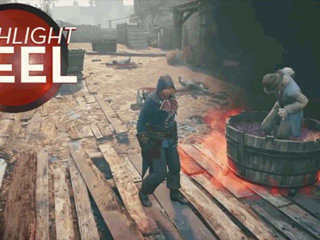 Đó không phải là cách bạn làm rượu, tín <i>Assassin's Creed</i>