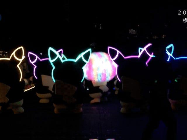 Pikachu Rave Held In Japan
