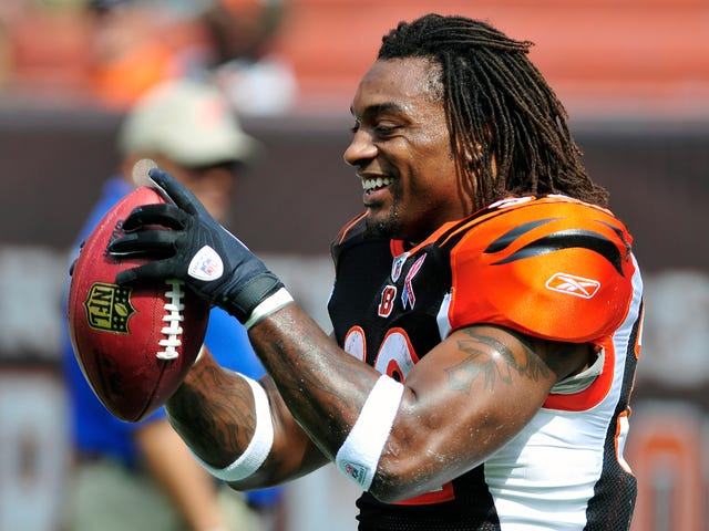 Former Running Back Cedric Benson Dies In Motorcycle Crash
