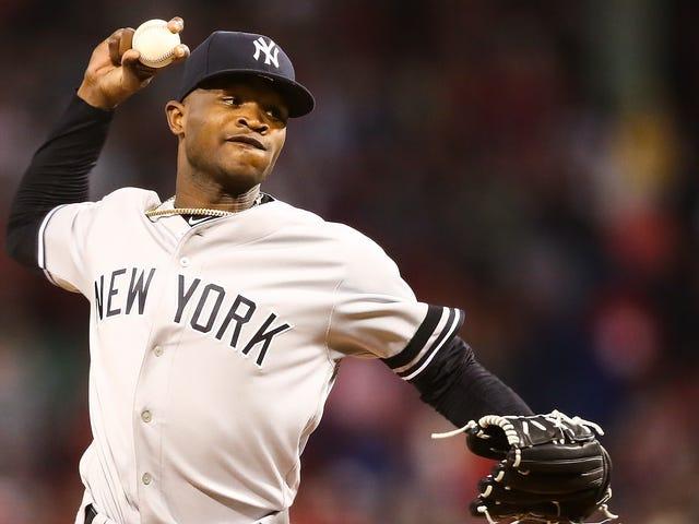 MLB sta indagando su Domingo Germán secondo la politica di violenza domestica della Lega [Aggiornamenti]