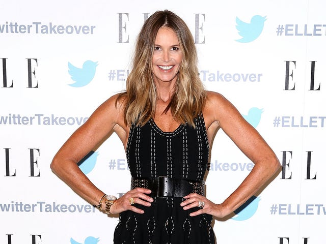 It's Important and Slightly Alarming That Elle Macpherson Is Dating Anti-Vaccine Ex-Doc Andrew Wakefield