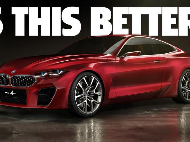 BMW Should Make Its Kidney Grilles Wider, Not Taller