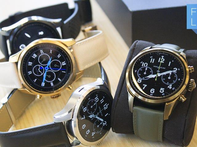 Montblanc chciałby, abyś zapłacił 1170 $ za swój nowy smartwatch LTE