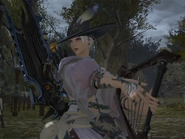 For Better Or Worse, Final Fantasy XIV Bards Can Play Music Now