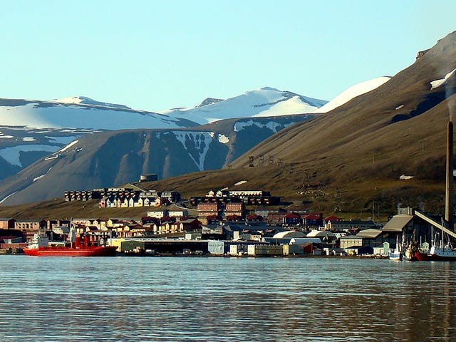 Noruega en eseri remotido morirse desde 1950 adresinde yok
