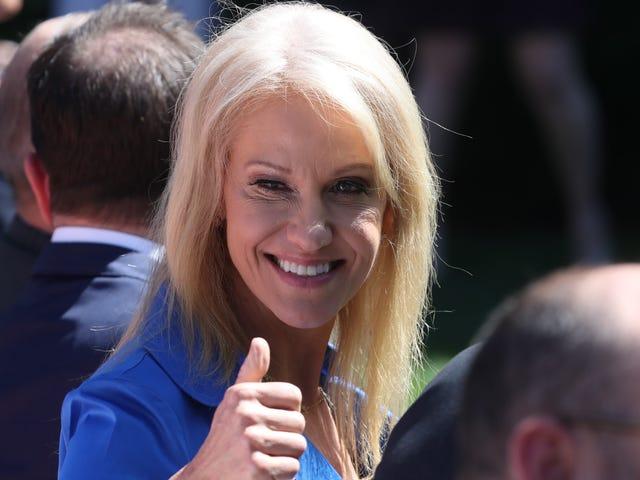 Les démocrates de la Chambre voteront sur l'assignation de Kellyanne Conway