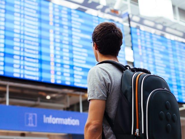 Những điều cần xem xét trước khi đặt chuyến bay kết nối