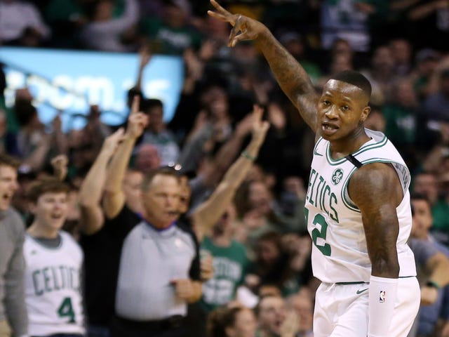 The Celtics Gave The Sixers A Game-One Beatdown