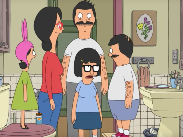 There's Gonna Be a Bob's Burgers Movie in 2020