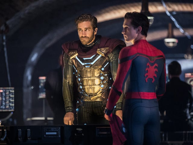 The First Reactions to <i>Spider-Man: Far From Home</i> Are Here