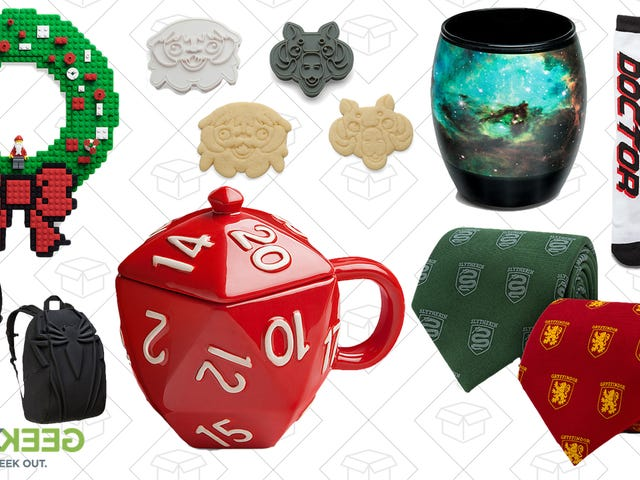 ThinkGeek's Up to 75% Off Black Friday Sale Is Here