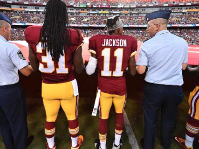 Colin Kaepernick Took a Stand the Washington Redskins Will Never Make