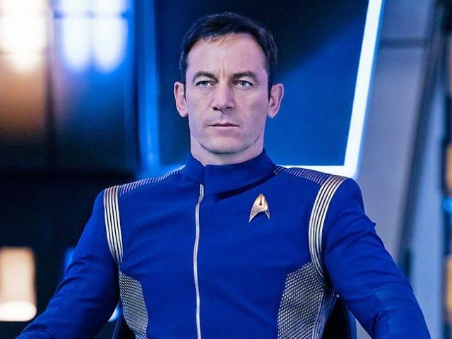 Captain Lorca: A Promising Character Letdown By Terrible Writing *Spoilers*