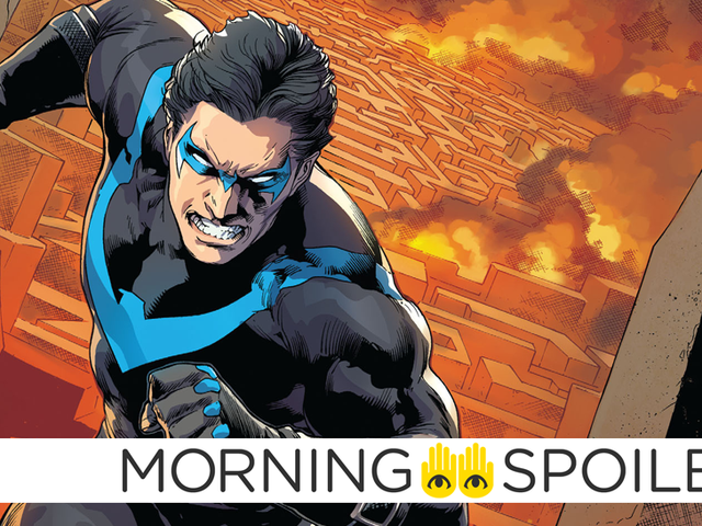 Updates From the Nightwing Movie, Legends of Tomorrow, and More