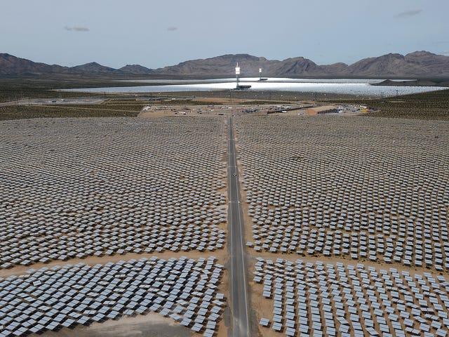 Solar właśnie trafił na rekordową niską cenę w USA