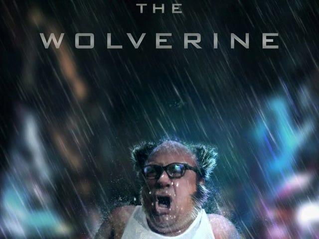Lebih daripada 20.000 peminat firman memohon untuk mencari Danny DeVito di New Wolverine di MCU