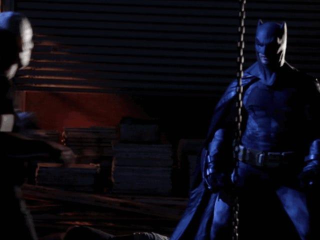 Αυτό το βίντεο κάνει το Batman V. Superman XXX μοιάζει με μια αξιοπρεπή ταινία ανεμιστήρων