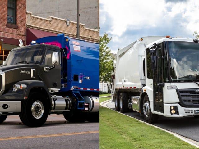 Freightliner und Autocar kämpfen für die Seele des amerikanischen Sanitäringenieurs