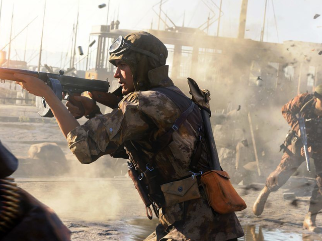 <i>Battlefield V</i> : n Battle Royale -tila ei käynnisty vuoteen 2019 saakka