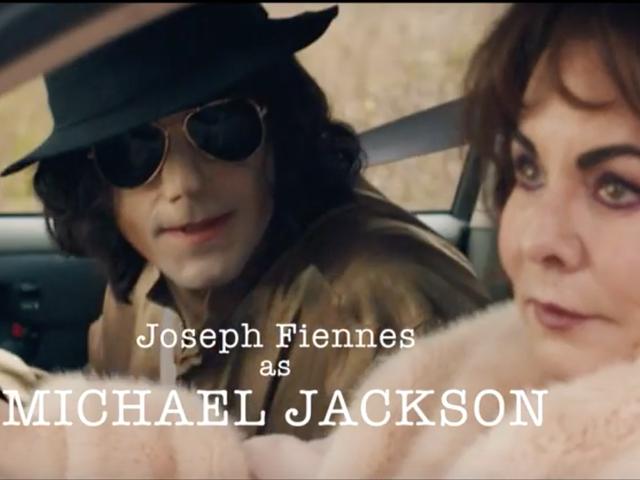 Ecco uno sguardo terrificante a Joseph Fiennes nei panni di Michael Jackson in <i>Urban Myths</i>