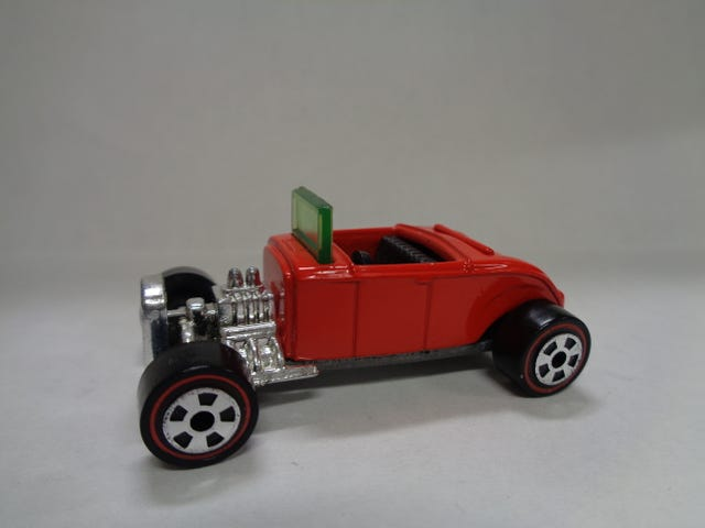 '32 FORD ROADSTER BY JOHNNY LIGHTNING (COMMEMORATIVE LIMITED EDITION)