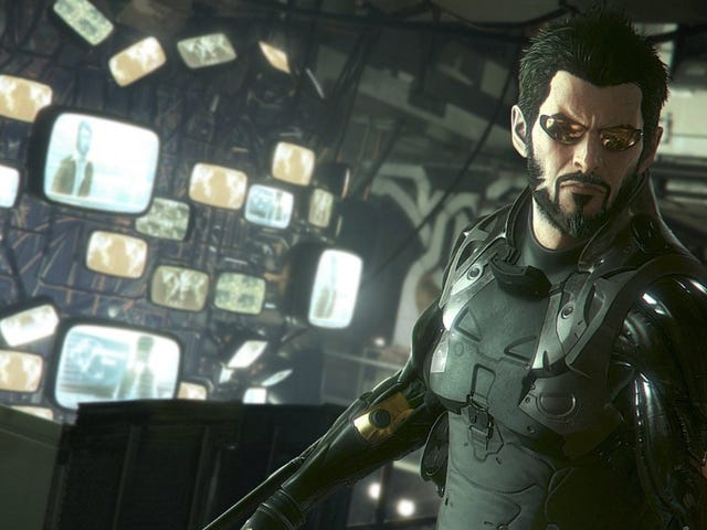 Add the Complete Deux Ex: Mankind Divided to Your Steam Library For $13