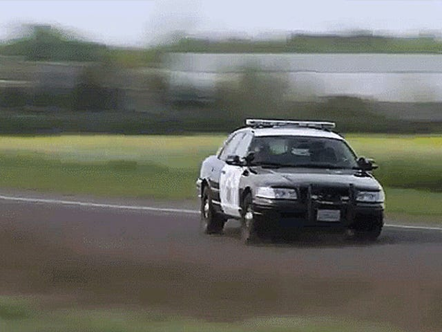 Here's How Cops Learn To Drive