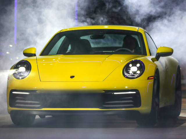 Porsche Is Being Extremely Careful About Electrifying the 911