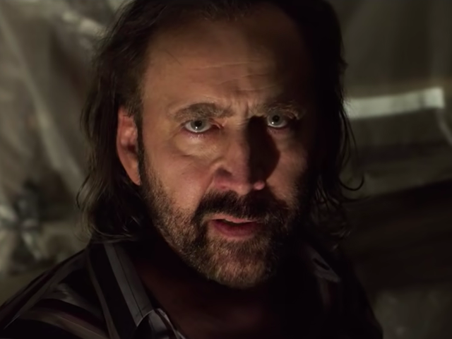 We are pleased to report the Nicolas Cage in Grand Isle is the Cage you were hoping for