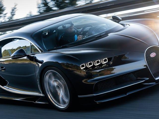 BREAKING: Snabb bil är snabb