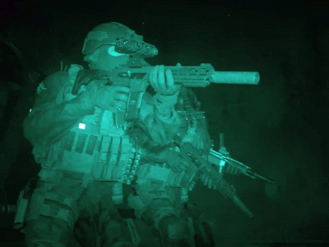 Main-mainkan masa depan: kehilangan masa depan Call of Duty: Modern Warfare