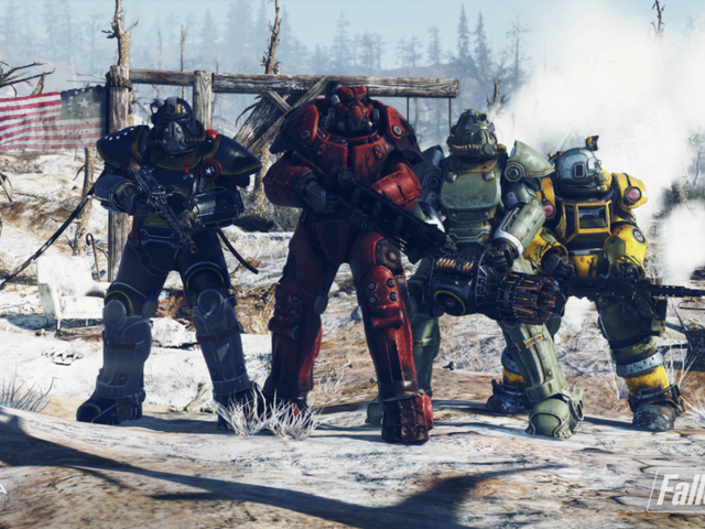Fallout 76 Private Servers Might be the Best Feature