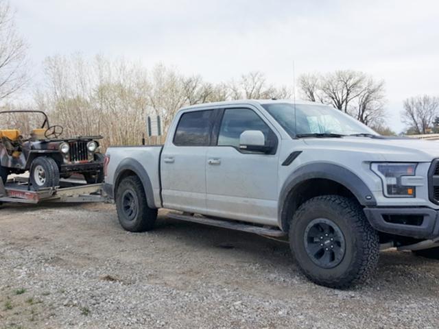 Hur 2017 Ford Raptor räddade mig från att se ut som en total Jackass i Moab