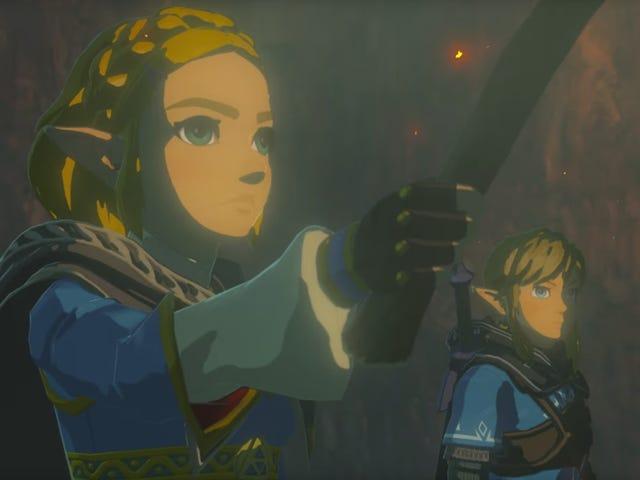 En önskelista för legenden om Zelda: Breath Of The Wild Sequel