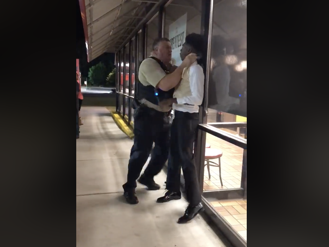 North Carolina Waffle House Customer Choked by Police Officer After Taking Sister to Prom