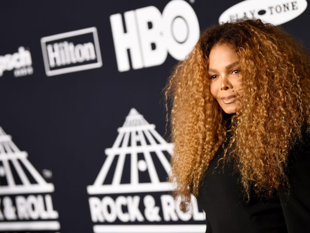 Today in happy things: Janet Jackson surprises one of her biggest fans