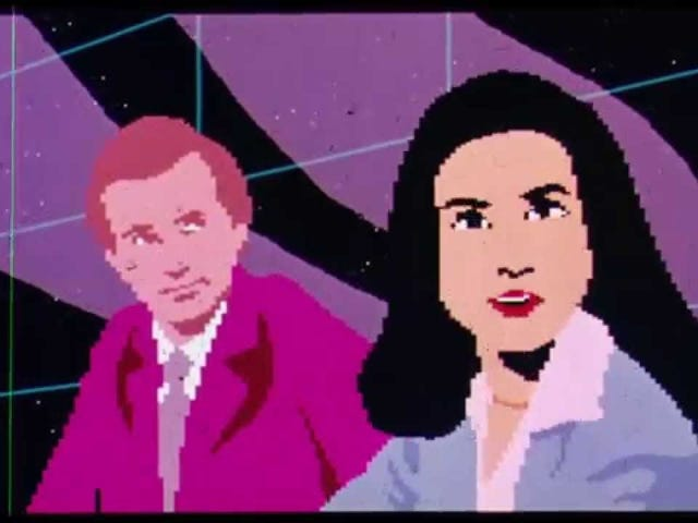 "Late TAY Retro: Intellivision |  ""Dagens opdatering"" |  35mm teatralsk kommerciel (NA)"