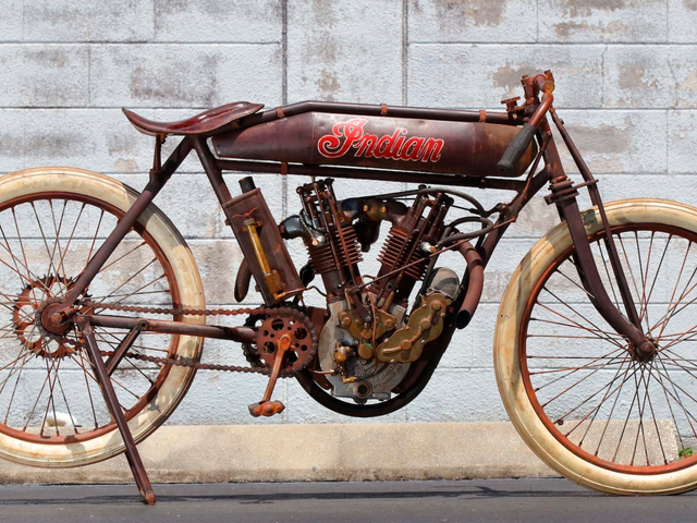 I Will Sell You My Kidneys For This 1914 Indian Board Track Motorcycle