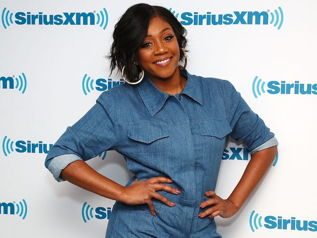 Tiffany Haddish Was Just Turnt During Her Apparently Bad New Year's Eve Show, It's Fine