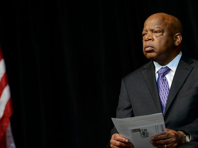 Rep. John Lewis Has Stage IV Pancreatic Cancer