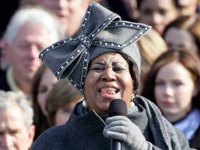 Will Aretha's Most Iconic Hat Become a Part of Obama's Legacy?