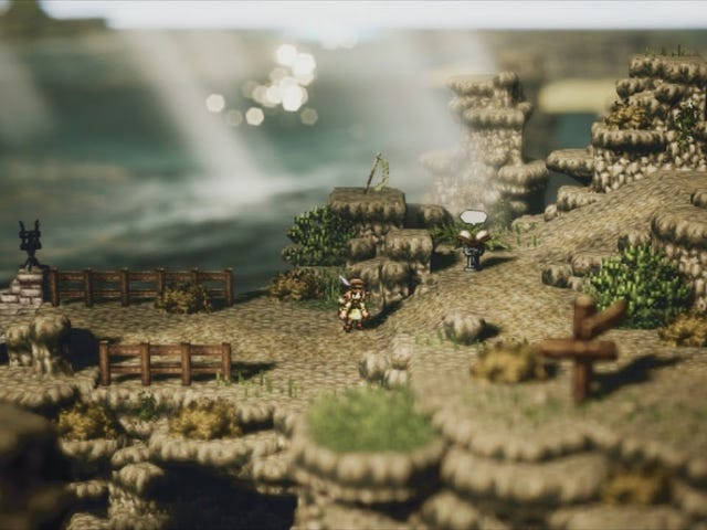 Octopath Traveler review: I'm selling my unfinished copy